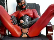 transexual Dominatrix owns your cock